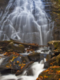 Crabtree Falls in the Blue Ridge Parkway of North Carolina, USA Photographic Print by Chuck Haney