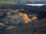 Painted Dunes & Lava Beds, Lassen Volcanic National Park, California, USA Photographic Print by Scott T. Smith