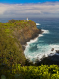 Kilauea Lighthouse, Kauai, Hawaii, USA Photographic Print by Fred Lord