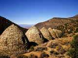 Charcoal Kilns Near Telescope Peak in the Panamint Mountains, Death Valley National Park, CA Photographic Print by Bernard Friel