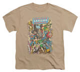 Youth: Justice League America - Most Important Man T-Shirt