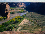 Tsegi Overlook Along the South Rim Drive, Canyon De Chelly National Monument, Arizona, USA Photographic Print by Bernard Friel