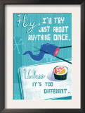 Try Anything Once Poster