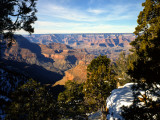 Canyon View From Moran Point, Grand Canyon National Park, Arizona, USA Photographic Print by Bernard Friel