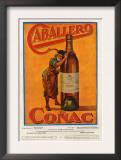 Caballero, Magazine Advertisement, Spain, 1920 Poster