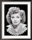 Lucille Ball Portrait, 1940's Prints