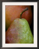 Juicy Pear Poster by Nicole Katano