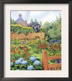 Flower Garden Prints