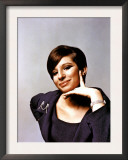 Barbra Streisand in the Late 1960s Posters