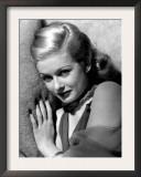 Joan Bennett, Portait, 1937 Posters