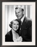 The George Burns and Gracie Allen Show, Gracie Allen, George Burns, 1950-1958 Poster
