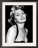 Sultry Sophia Loren Publicity Pose Promotion for Pride and the Passion, 1957 Prints