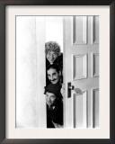 Room Service, Harpo Marx, Groucho Marx, Chico Marx, 1938 Poster