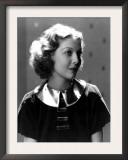 Loretta Young, 1930s Print