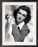 Portrait of Joan Bennett, c.1946 Prints