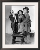 A Night at the Opera, Groucho Marx, Chico Marx, Harpo Marx, 1935 Prints