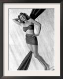 Rita Hayworth, 1940s Print