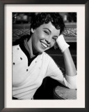 An American in Paris, Leslie Caron, 1951 Poster