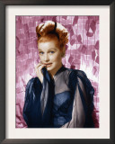 Lucille Ball, Mid 1940s Prints