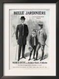 Belle Jardiniere, Magazine Advertisement, France, 1902 Prints