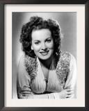 Maureen O'Hara, 1940 Poster
