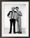 Stooge, Dean Martin, Jerry Lewis, 1952, Accordian Posters