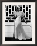 Portrait of Joan Bennett Art
