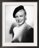 Dreamboat, Ginger Rogers, 1952 Prints