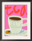 Retro Tea Posters