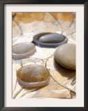 Stone Reflections I Posters by Nicole Katano