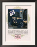 Buick, Magazine Advertisement, USA, 1926 Print