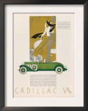 Cadillac, Magazine Advertisement, USA, 1931 Prints