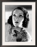 Lupe Velez, 1933 Art by Clarence Sinclair Bull