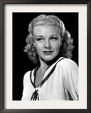 Ginger Rogers, in a Publicity Portrait, c.1936 Prints