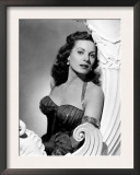 Flame of Araby, Maureen O'Hara, 1951 Art
