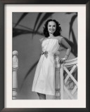 The Merry Monahans, Ann Blyth, in a Checkered Three-Piece Ensemble by Vera West, 1944 Prints