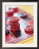 Checkers and Board Prints