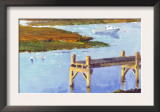 Dock at the Lake Poster