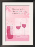 You, Me and Wine Posters