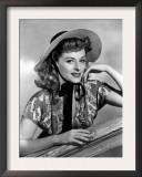 Suddenly it's Spring, Paulette Goddard, 1947 Print