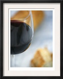 Wine Glass Close Up Prints by Nicole Katano