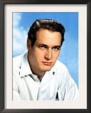 Portrait of Paul Newman, c.1950s Posters