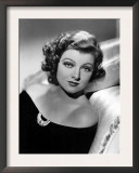 Myrna Loy, December 21, 1935 Prints by Clarence Sinclair Bull