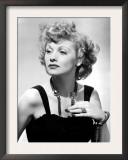 Lucille Ball Publicity Shot, 1940's Poster