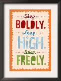 Step, Leap, Soar Art