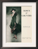Town & Country, December 20th, 1915 Print