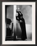 Dead Reckoning, Lizabeth Scott, Modeling a Gown by Jean Louis, 1947 Posters