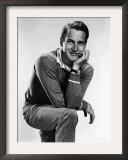 Paul Newman, c.1950s Prints