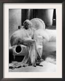 Cena a las ocho, Jean Harlow, 1933 Pósters