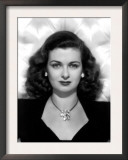 Portrait of Joan Bennett Prints